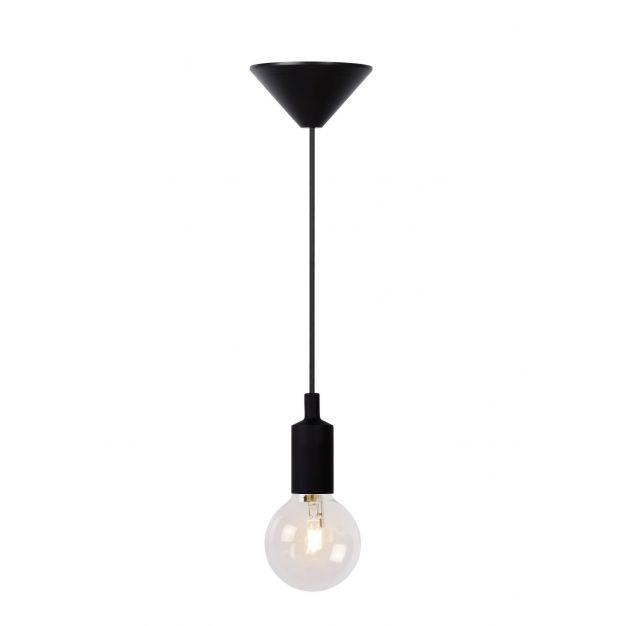 Lucide Fix - hanglamp - Ø 10 x 110 cm - zwart