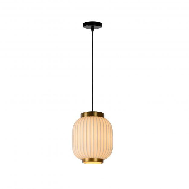 Lucide Gosse - hanglamp - Ø 19,5 x 170 cm - wit