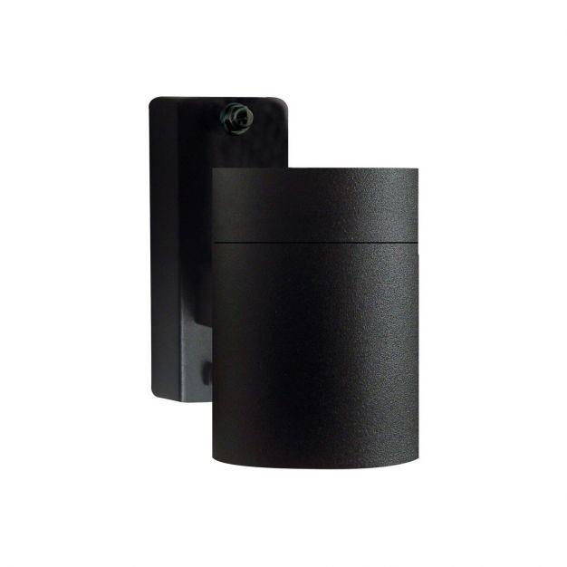 Nordlux Tin Down - buiten wandverlichting - 6 x 12 x 11,5 cm - IP54 - zwart