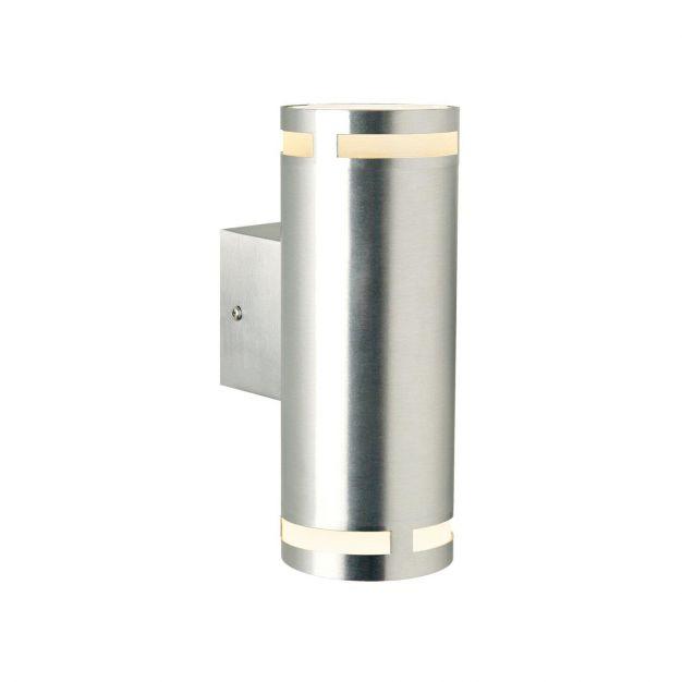 Nordlux Can Maxi - buiten wandverlichting - 7,5 x 23 x 12,5 cm - IP54 - aluminium