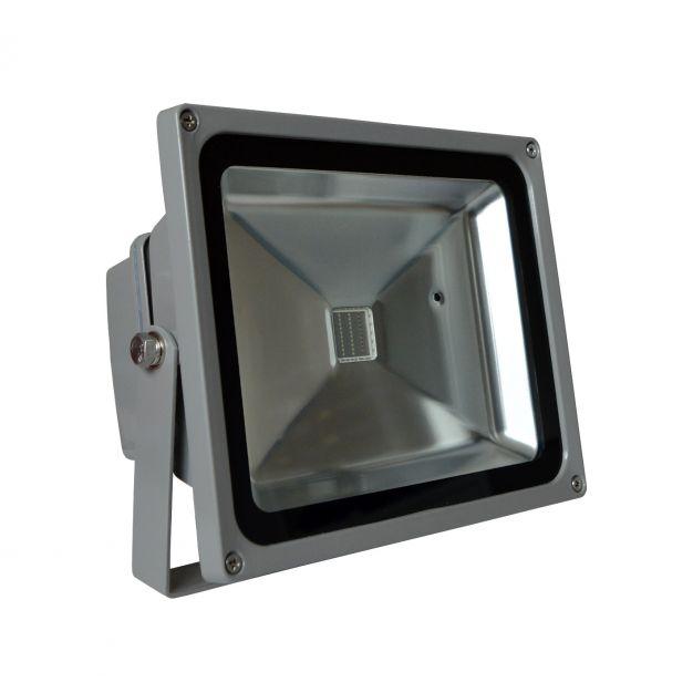 30W RGB LED op piek (stockopruiming)