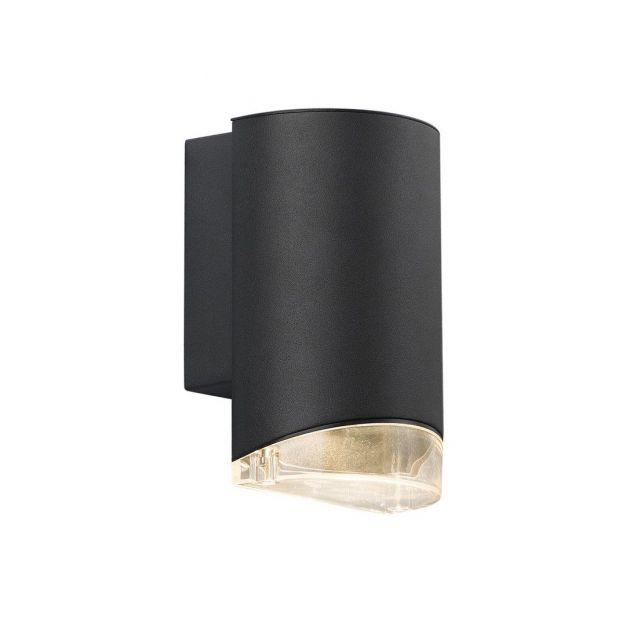 Nordlux Arn - buiten wandverlichting - 10,5 x 17,5 x 11 cm - IP44 - zwart