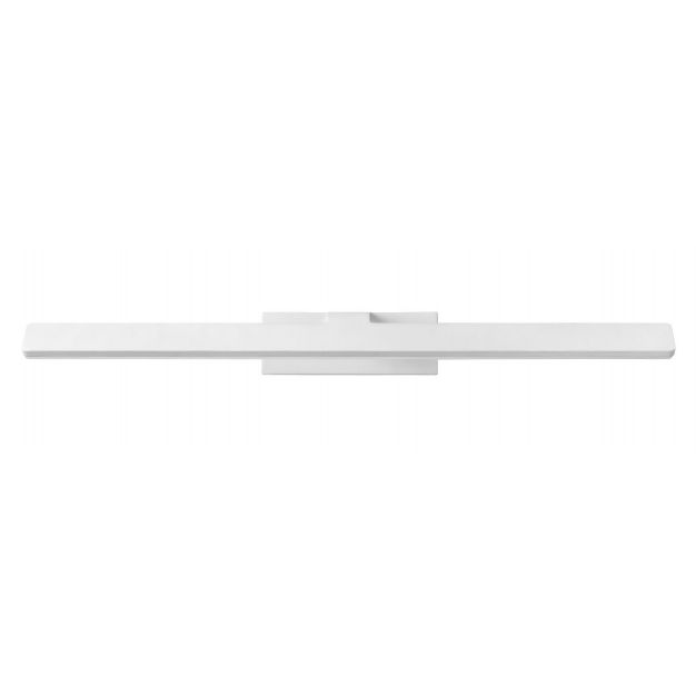 Lucide Bethan - spiegellamp -  61 x 16,5 x 6 cm - 12W LED incl. - IP21 - wit