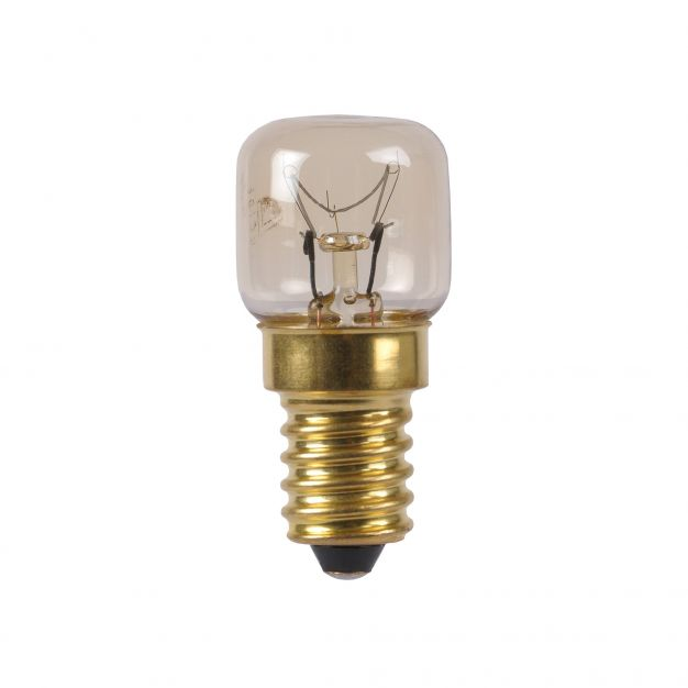 Naaimachinelamp - E14 - 20W - 2700K - transparant