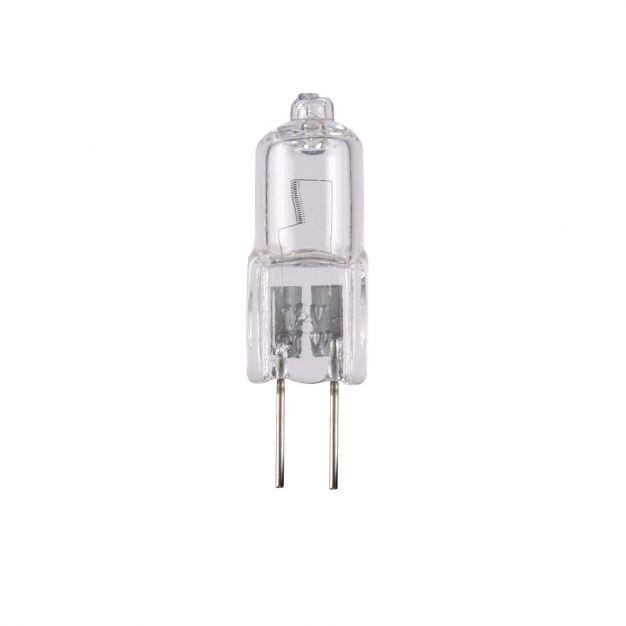 Halogeenlamp (2 stuks) - GY6.35 - 35W - 2900K - transparant