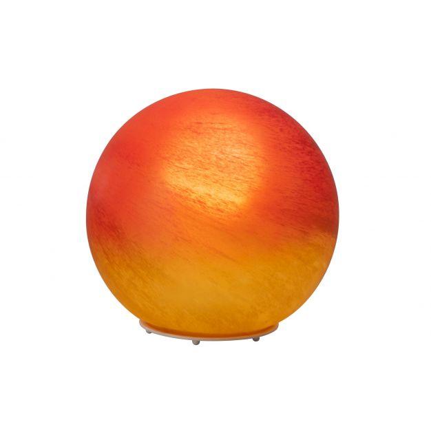 Tim tafellamp I - rood-oranje