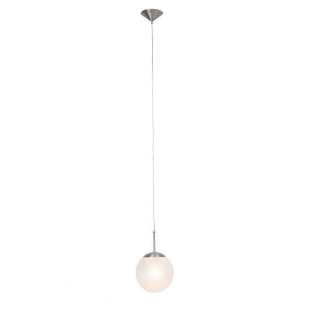 Tim hanglamp I - wit albast (laatste exemplaren!)