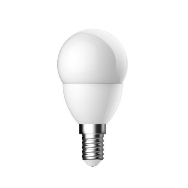 LED-lamp - E14 - 4,8W - warm wit (einde reeks)