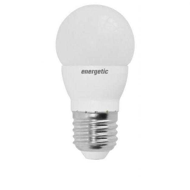 LED-lamp - E27 - 5W - warm wit (einde reeks)