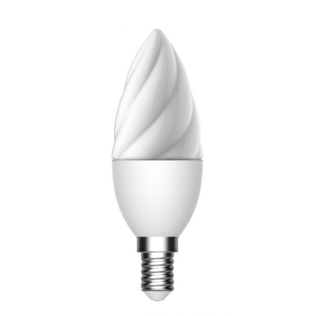 LED-lamp - E14 - 5W - warm wit (einde reeks)