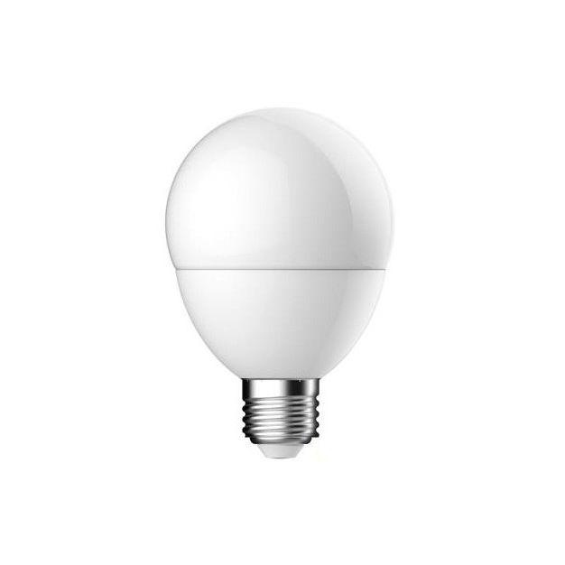 LED-lamp - E27 - 9,5W - warm wit (stockopruiming)
