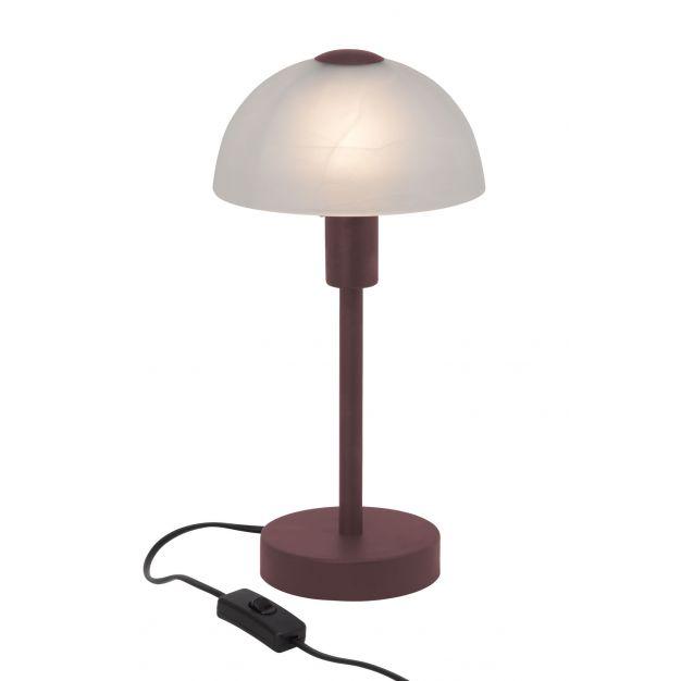Amar tafellamp - bruin