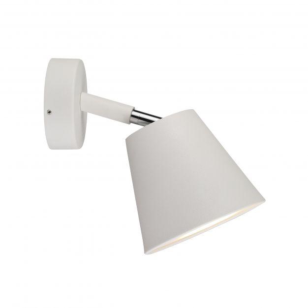 Nordlux IP S6 - buiten wandverlichting - 12,1 x 18 cm - IP44 - wit