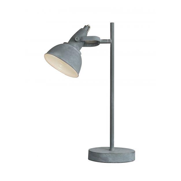 Vico Cup - tafellamp - 45 cm - betonlook