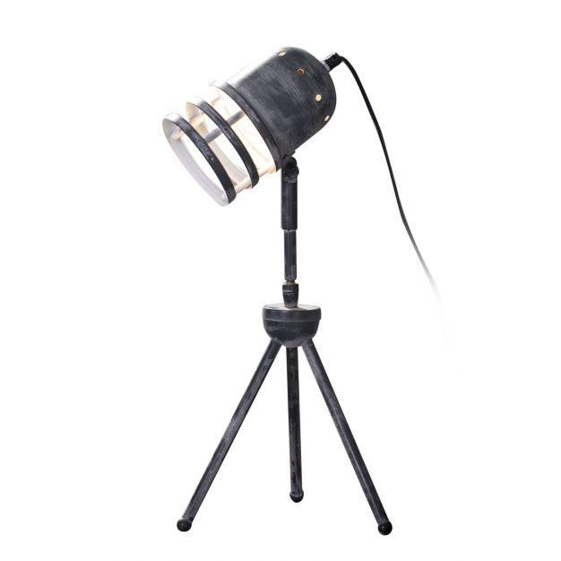 Vico Discus - tafellamp - 50 cm - betonlook