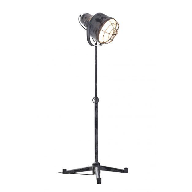 Vico Iron Roster - staanlamp - 143 cm - betonlook
