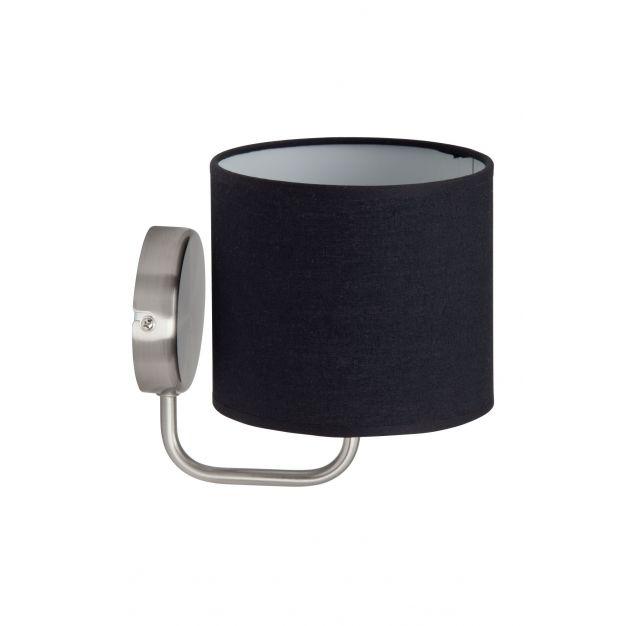 Sindri wandlamp - zwart