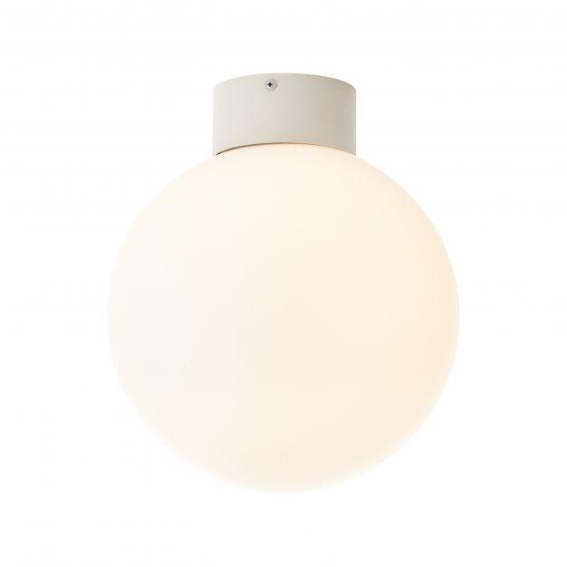 Brilliant Astro - plafondverlichting - Ø 30 x 35 cm - wit