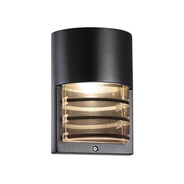 Nordlux Momento - buiten wandverlichting - 15 x 21,5 x 8,2 cm - IP44 - zwart