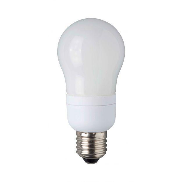 Spaarlamp - E27 - 9W - warm wit (einde reeks)