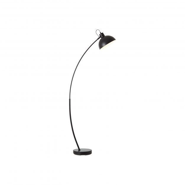 Brilliant Jareb - staanlamp - 62 x 25 x 177,5 cm - mat zwart