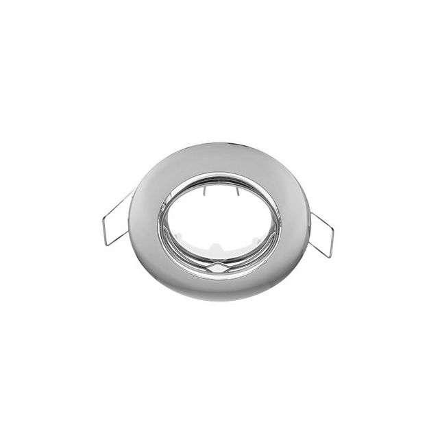 Elmark SA - inbouwspot - Ø 84 mm, Ø 75 mm inbouwmaat - chroom