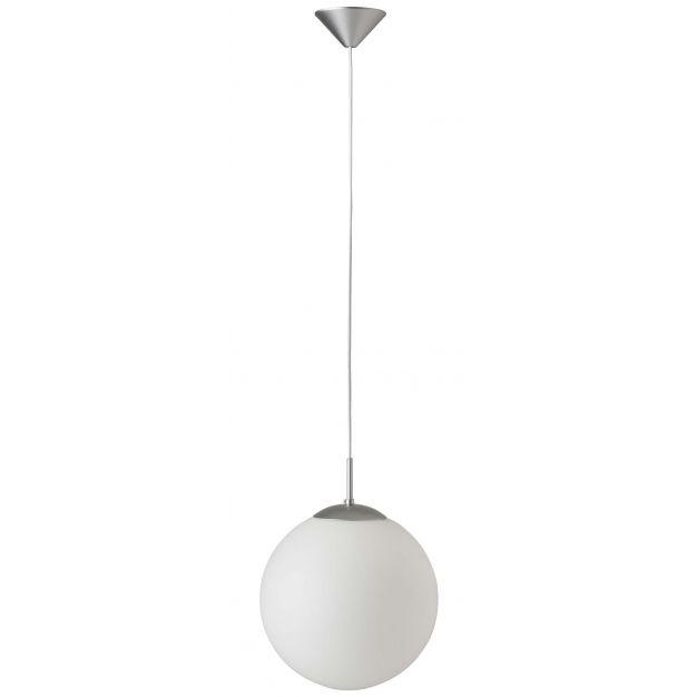 Brilliant Fantasia - hanglamp - Ø 30 x 144 cm - wit
