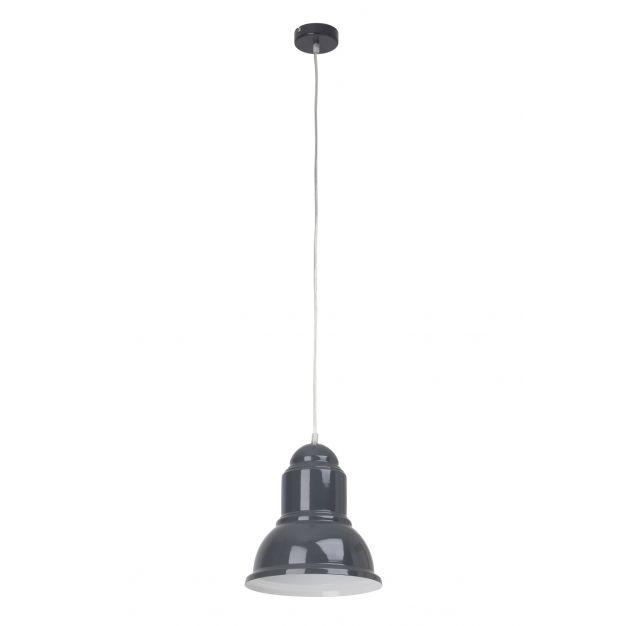 Halma hanglamp - grijs