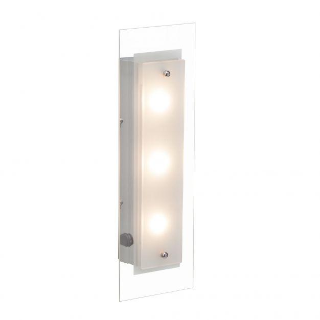 Clear wandlamp