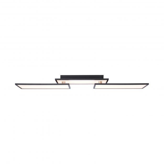 Brilliant Bility - plafondverlichting - 110 x 24 x 7,8 cm - 36W easyDim LED incl. - wit