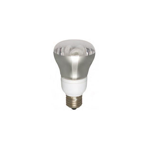 Spaarlamp - E27 - R63 - 11W - warm wit (einde reeks)