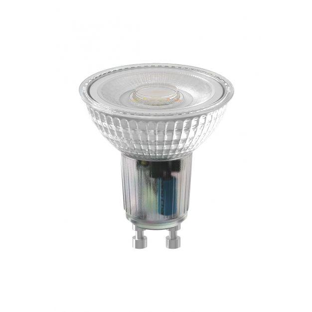 Calex Smart LED spot - Ø 5 x 5,2 cm - GU10 - 5W - dimfunctie via app - 2200 tot 4000K - white ambiance
