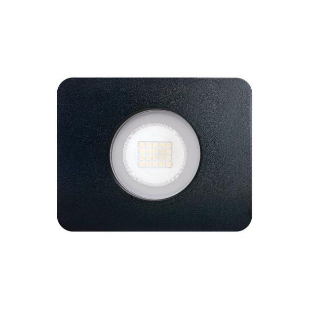 Integral Compact - verstraler - 12 x 9,5 x 4,2 cm - 20W incl. - IP65 - zwart