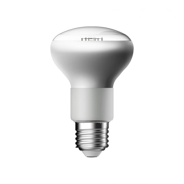 Energetic LED-lamp - Ø 6,3 x 10,2 cm - E27 - R63 - 3,8W niet dimbaar- warm wit