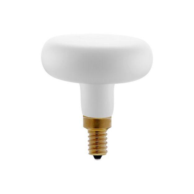Creative Cables Led lamp - Ø 6,6 x 7,6 cm - E14 - 4W dimbaar - mat