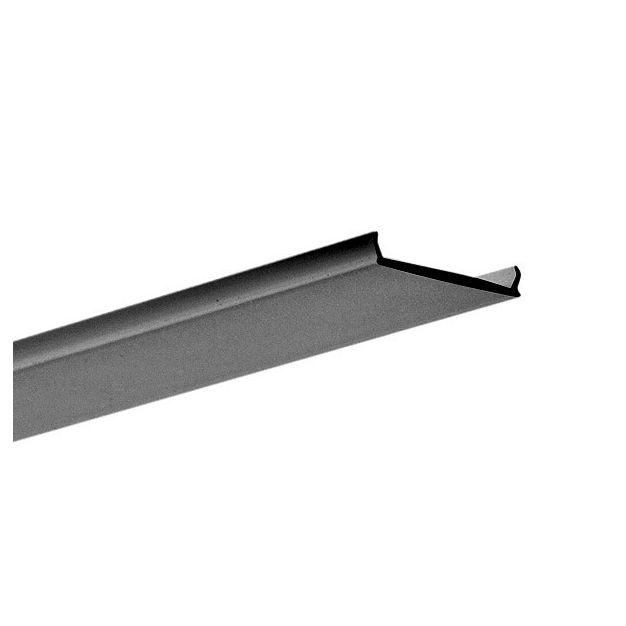 KLUS Liger22 - zwarte transparante afdekkap - 200cm lengte