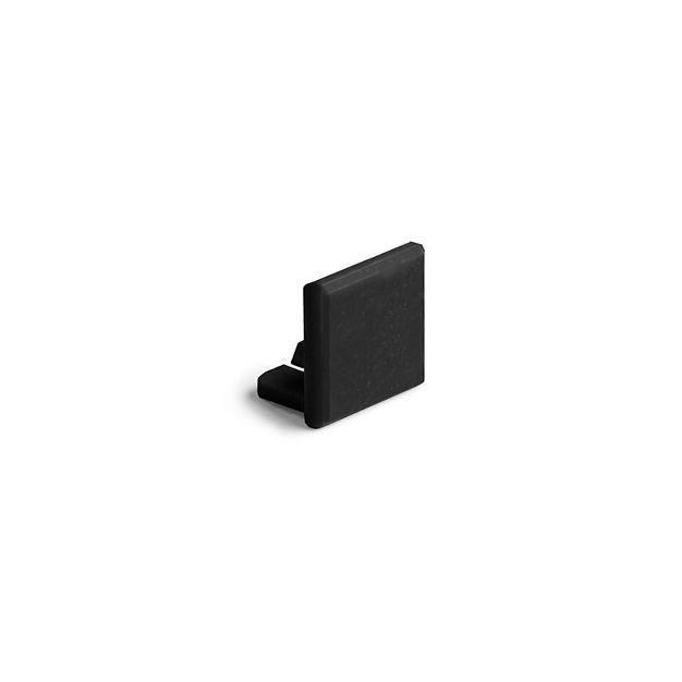 KLUS Micro-HG - eindkapje - zwart