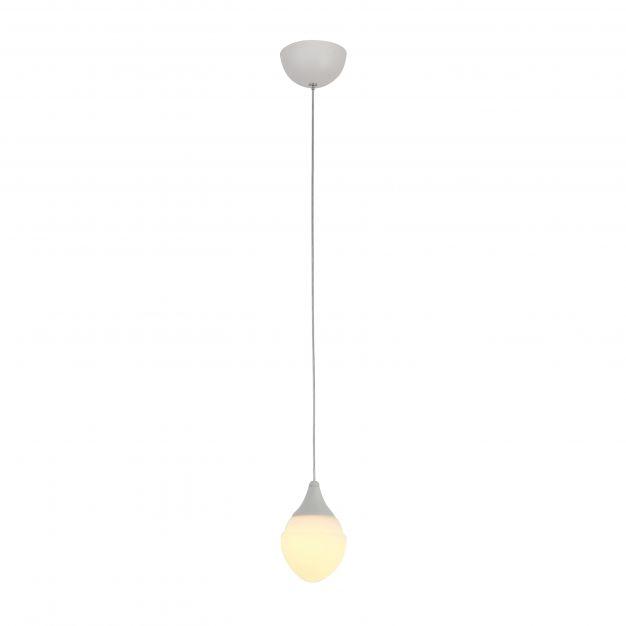 Maxlight Multi - hanglamp - Ø 15 x 120 cm - 5W LED incl. - wit