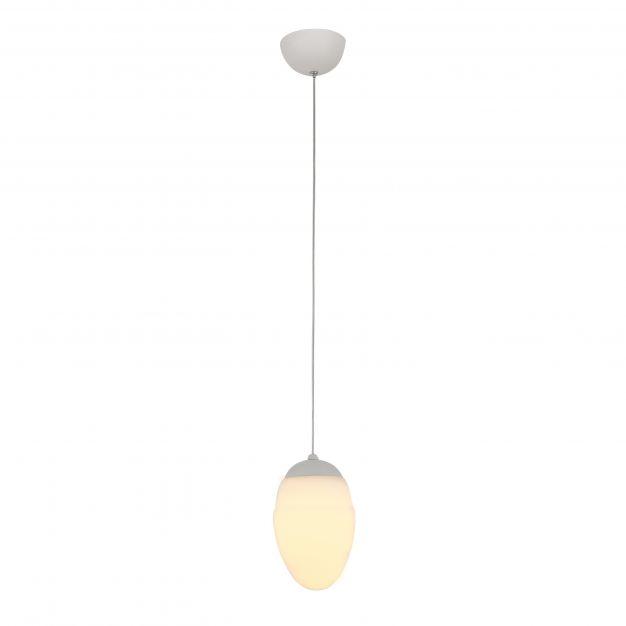 Maxlight Multi - hanglamp - Ø 22 x 120 cm - 5W LED incl. - wit