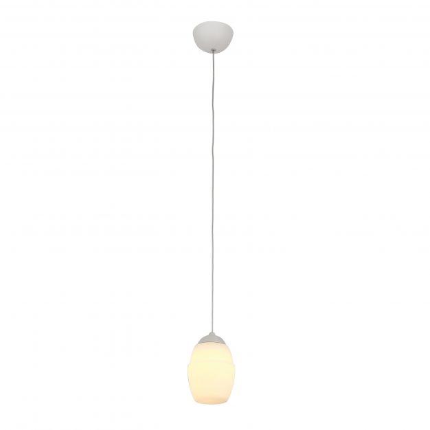 Maxlight Multi - hanglamp - Ø 20 x 120 cm - 5W LED incl. - wit