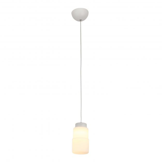 Maxlight Multi - hanglamp - Ø 18 x 120 cm - 5W LED incl. - wit