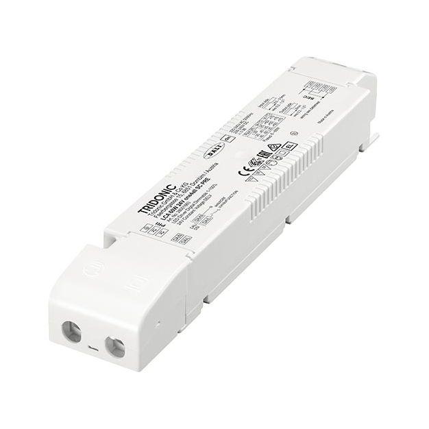 Tridonic LED driver voor 24Vdc LED strips - 24Vdc/230V - 60W - dimbaar