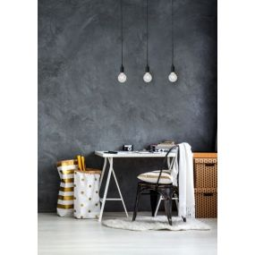 Lucide Fix 3 - hanglamp - 75 x 8 x 112,5 cm - zwart
