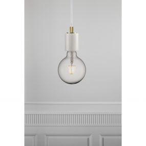 Nordlux Siv - hanglamp - Ø 6 x 280 cm - wit