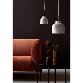 Nordlux Julian - hanglamp - Ø 13 x 214 cm - wit