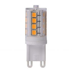 Lucide LED lamp - Ø 1,6 x 4,5 cm - G9 - 3,5W dimbaar - 2700K - wit