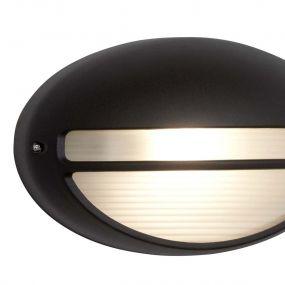 Searchlight LED Outdoor - buiten wandverlichting - 31 x 21 cm - IP44 - zwart
