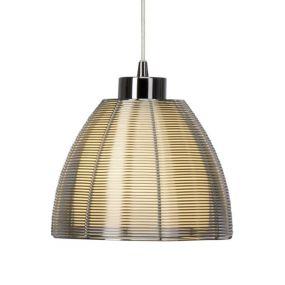 Relax hanglamp 19cm - chroom