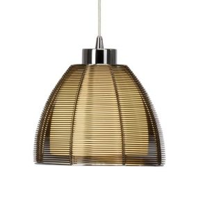 Relax hanglamp 19cm - brons