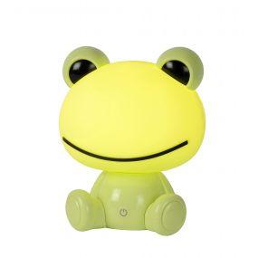 Lucide Dodo Kikker - kinderlamp - 24 cm - 3W dimbare LED incl. - groen